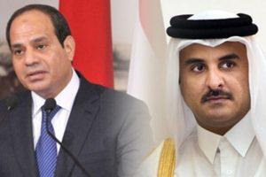تصريح جديد لـ وزير خارجية قطر حول مصر يثير جدل واسع على السوشيال ميديا