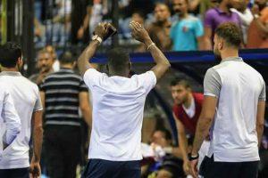 لاعب المصري يرفض مغادرة معسكر فريقه بعد وفاة إبنته