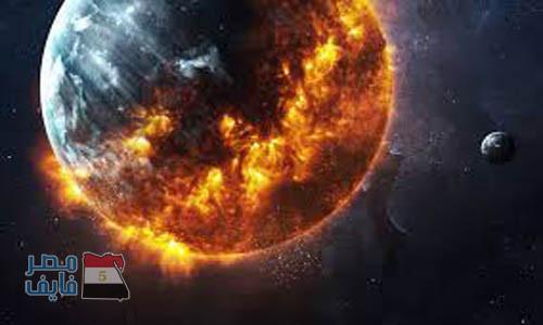 تحذير قوي من وكالة «ناسا» من عاصفة شمسية مدمرة تضرب الأرض غداً