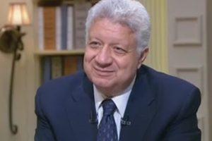 """مرتضي منصور يعلن عن خوضه الانتخابات الرئاسية القادمة علي حسابه الشخصي """"الفيسبوك"""""""