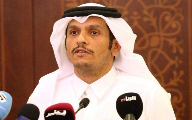 """وزير الخارجية القطري لـ «السعودية»: """"هذا لن يحدث أبداً.. والشعب مستعد للقتال"""""""