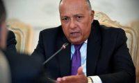 عاجل- تعرف على سبب مغادرة وزير الخارجية المصري إلى السعودية