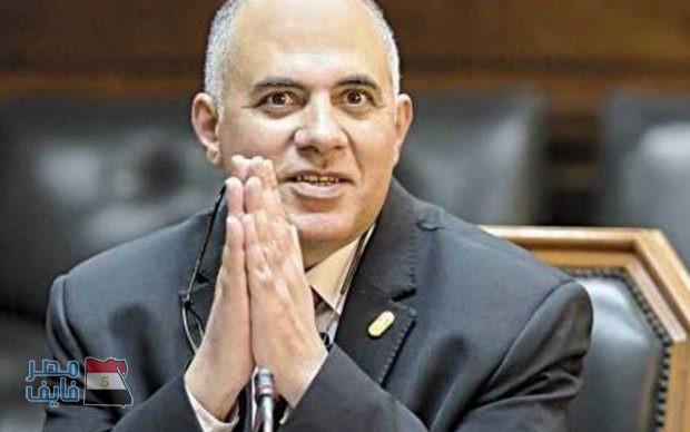 وزير الري: في ظل الظروف القادمة.. الحفاظ على كل قطرة مياه أصبحت ضرورة حتمية