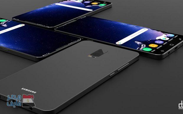 """صورة مسربة تكشف مواصفات هاتف """"جالاكسي إس 9"""" شحن لآسلكي بتقنية أعلى"""
