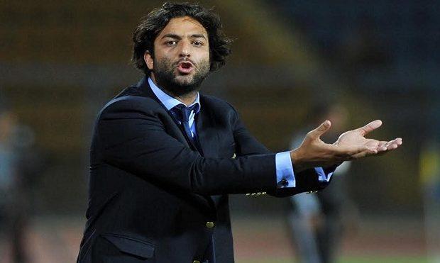 بالصور  «ميدو» يفتح النار على الاتحاد المصري لكرة القدم بسبب مؤتمر دعم «السيسي»