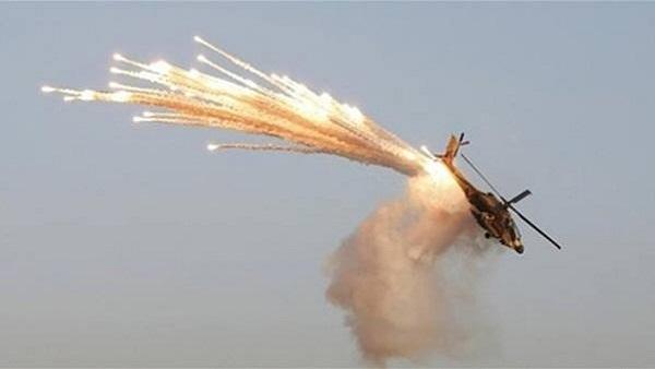 اخبار عفرين اليوم: إسقاط مروحية للجيش التركي في منطقة عفرين