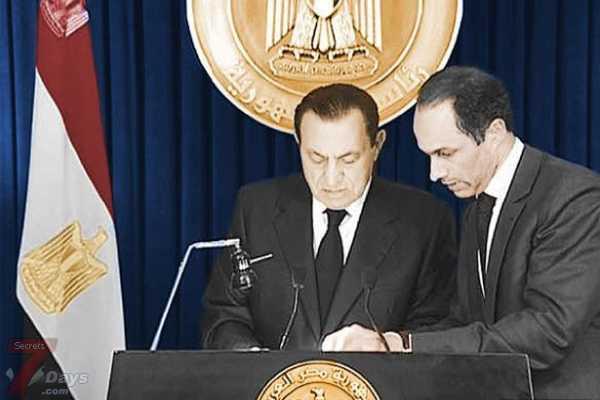 """تصريحات جديدة لـ """"حسني مبارك"""" عن الأوضاع الأخيرة في مصر"""