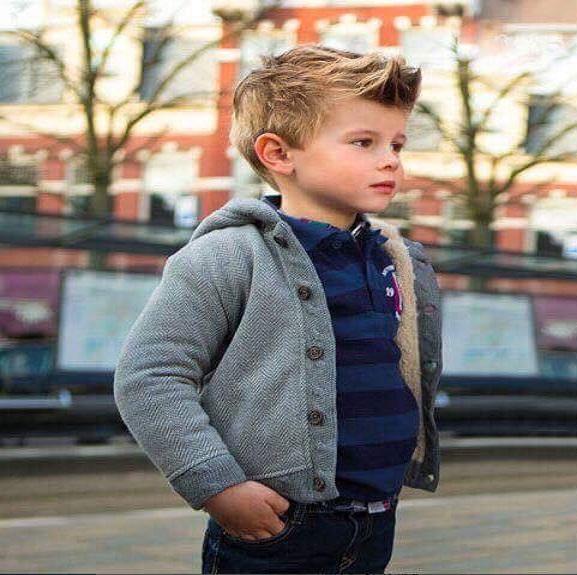صور قصات شعر مودرن للأولاد والصبيان 11