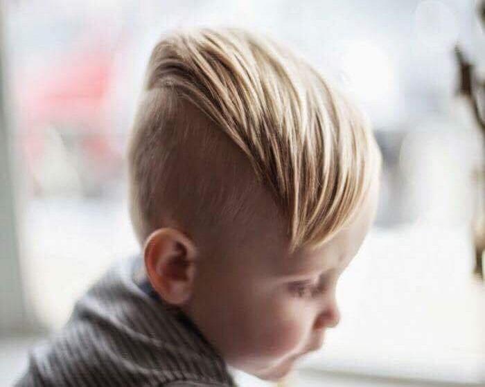 صور قصات شعر مودرن للأولاد والصبيان 12