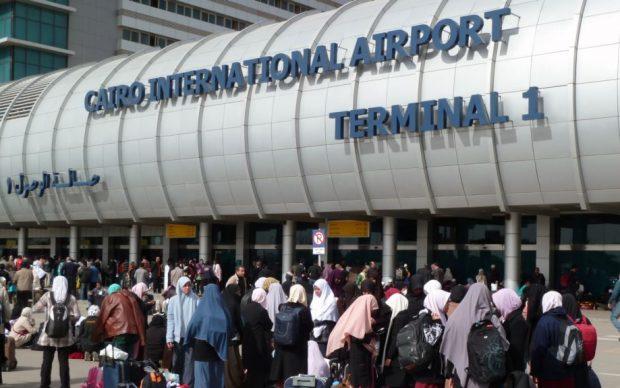 """بالتفاصيل.. توقف حركة الطيران في """"مطار القاهرة"""" .. وبيان رسمي من الحكومة منذ قليل"""