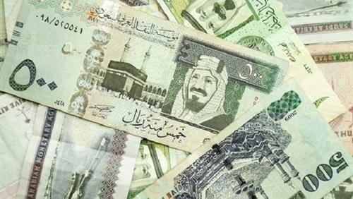 أسعار العملات العربية مقابل الجنية … الريال السعودي بـ4.62 جنية