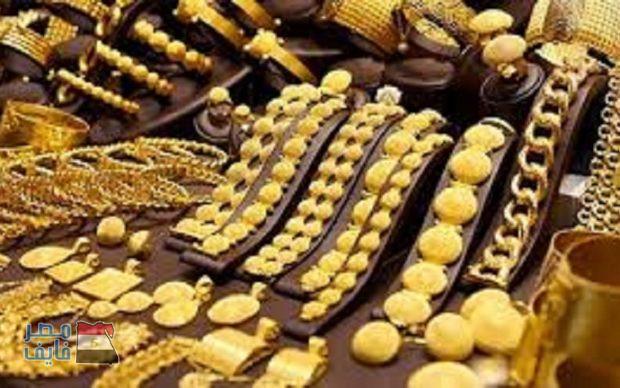 ارتفاع أسعار الذهب جنيهان.. وعيار 21 يسجل 643 جنيه للجرام