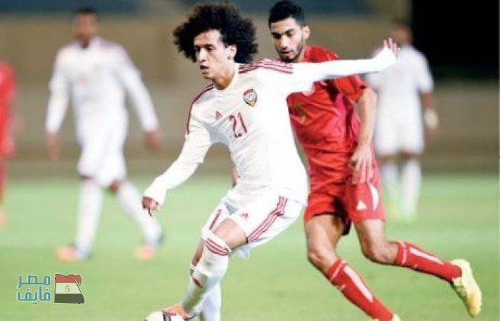 فيديو سقوط جماهير عمان في مباراة عمان والإمارات