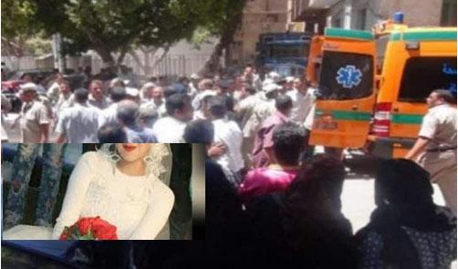 عاجل.. حفل زفاف يتحول لمأساة بالشرقية.. والداخلية تكشف عدد الضحايا حتى الآن