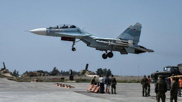 المعارضة السورية المسلحة تسقط طائرة روسية وتقتل الطيار