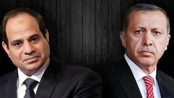 العلاقات التركية المصرية