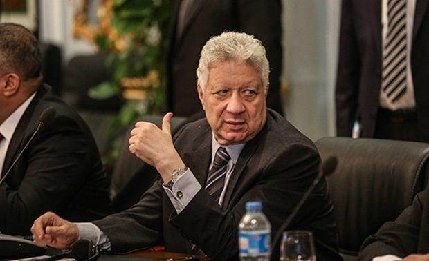 """بالفيديو.. مرتضى منصور: """"هأولع في نفسي في ميدان التحرير لو الموضوع ده حصل"""""""