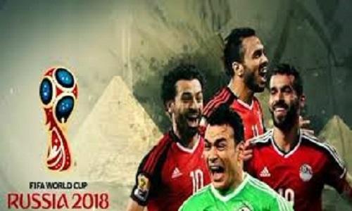 المنتخب المصري يستعد لمباريات كأس العالم 2018