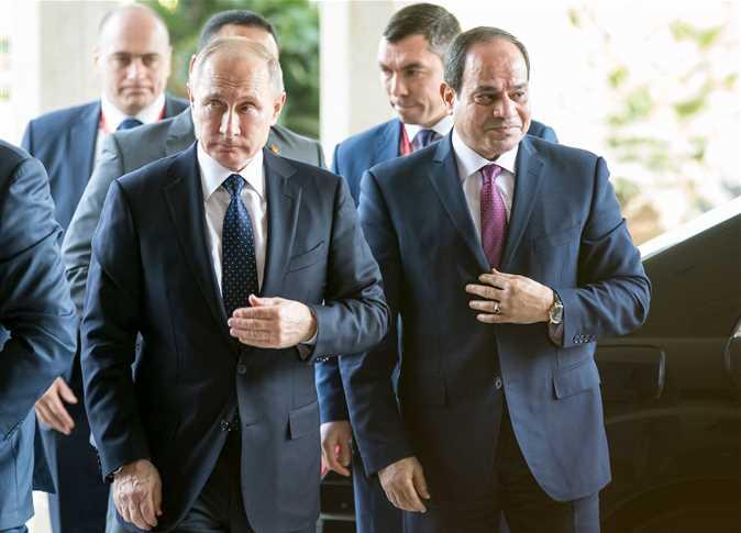 تصريحات روسية تصدم المصريين و تطرح العديد من التساؤلات عما يدور في الكواليس و الجانب المصري يلتزم الصمت