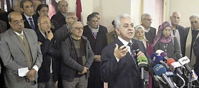 """الحركة المدنية لـ السيسي: """"يجب أن يصدر توضيح للتصريحات الأخيرة بشكل عاجل"""""""