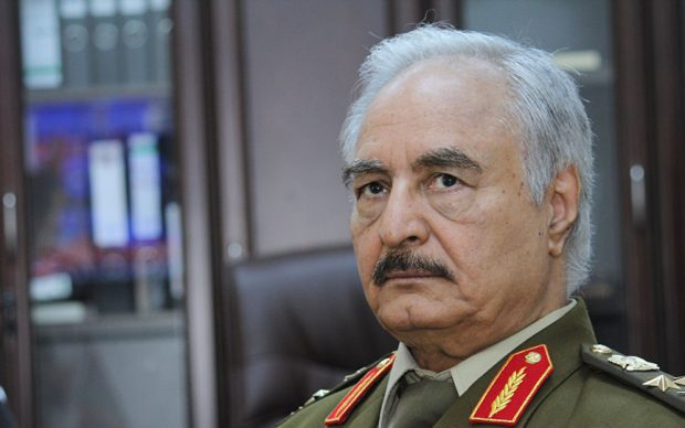 حفتر: ليبيا اليوم تشبه مصر قبل عهد السيسي..والإخوان هم عدونا الكبير