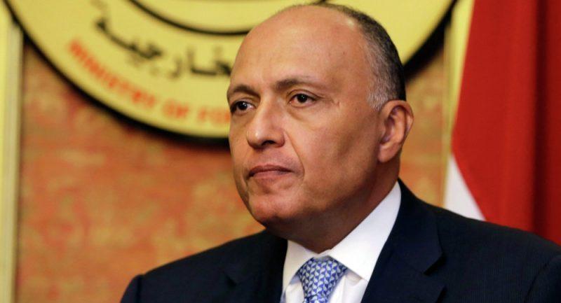 مصر تستنكر استطلاع القناة الروسية بشأن «حلايب».. ورد فعل فوري من وزير الخارجية المصري