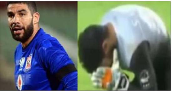 بالصور| بعد مباراة النصر.. التعازي تنهال على «شريف إكرامي» حارس مرمى الأهلي