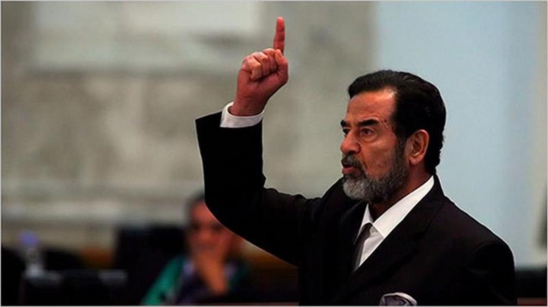 صدام حسين يربك أجهزة الأمن في الكويت !!