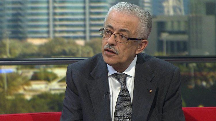وزير التعليم: السيسي وافق على نظام التعليم الجديد.. وهذا موعد تطبيقه