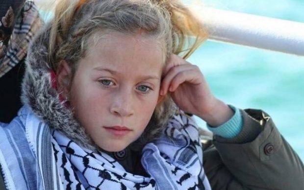إسرائيل تقرر تمديد سجن عهد التميمي..ووالدها: أفعل ما بوسعي لتحرير ابنتي من السجن