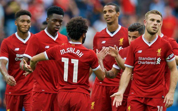 ليفربول يصعد للمركز الثاني في الدوري الإنجليزي وصلاح في صدارة هدافي البطولة