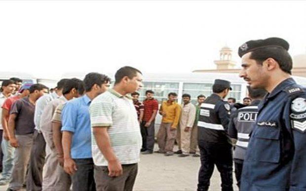 الكويت تمنح مهلة لمخالفي الإقامة للمغادرة