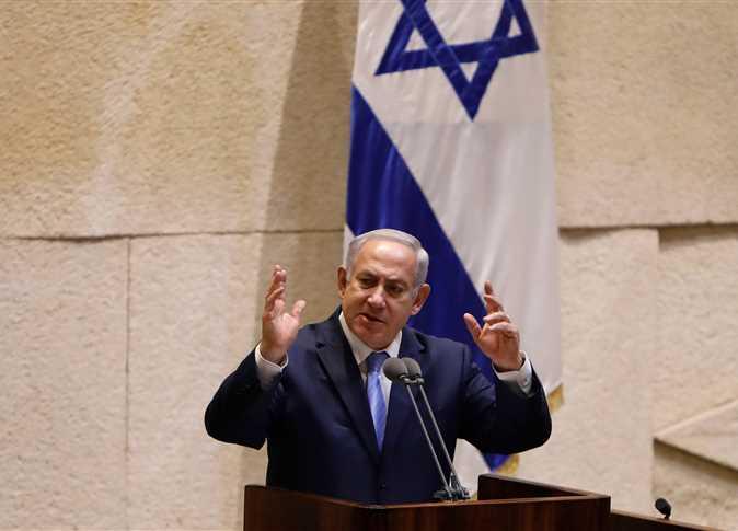 """""""إسرائيل تشتعل"""".. الكنيست يطالب بـ تنحي رئيس الوزراء نتنياهو"""