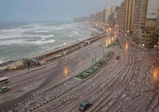 الأرصاد تحذر المواطنين والمسئولين وتؤكد أمطار غزيرة وسيول على المحافظات التالية غدا