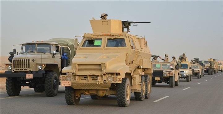 البيان الثاني للقوات المسلحة بشأن عملية سيناء 2018 والاسلحة التي ظهرت في العملية 2