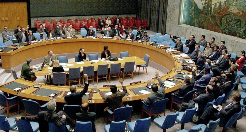 مشروع قرار جديد بمجلس الامن الدولي بوقف إطلاق النار بسوريا