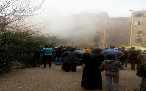 مصدر أمني يكشف سبب انفجار السلام منذ قليل.. وننشر أسماء الضحايا وأول فيديو للحظة الانفجار