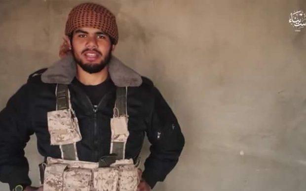 """إبراهيم الديب يرد على ظهور نجله """"عمر الديب"""" في فيديو داعش"""