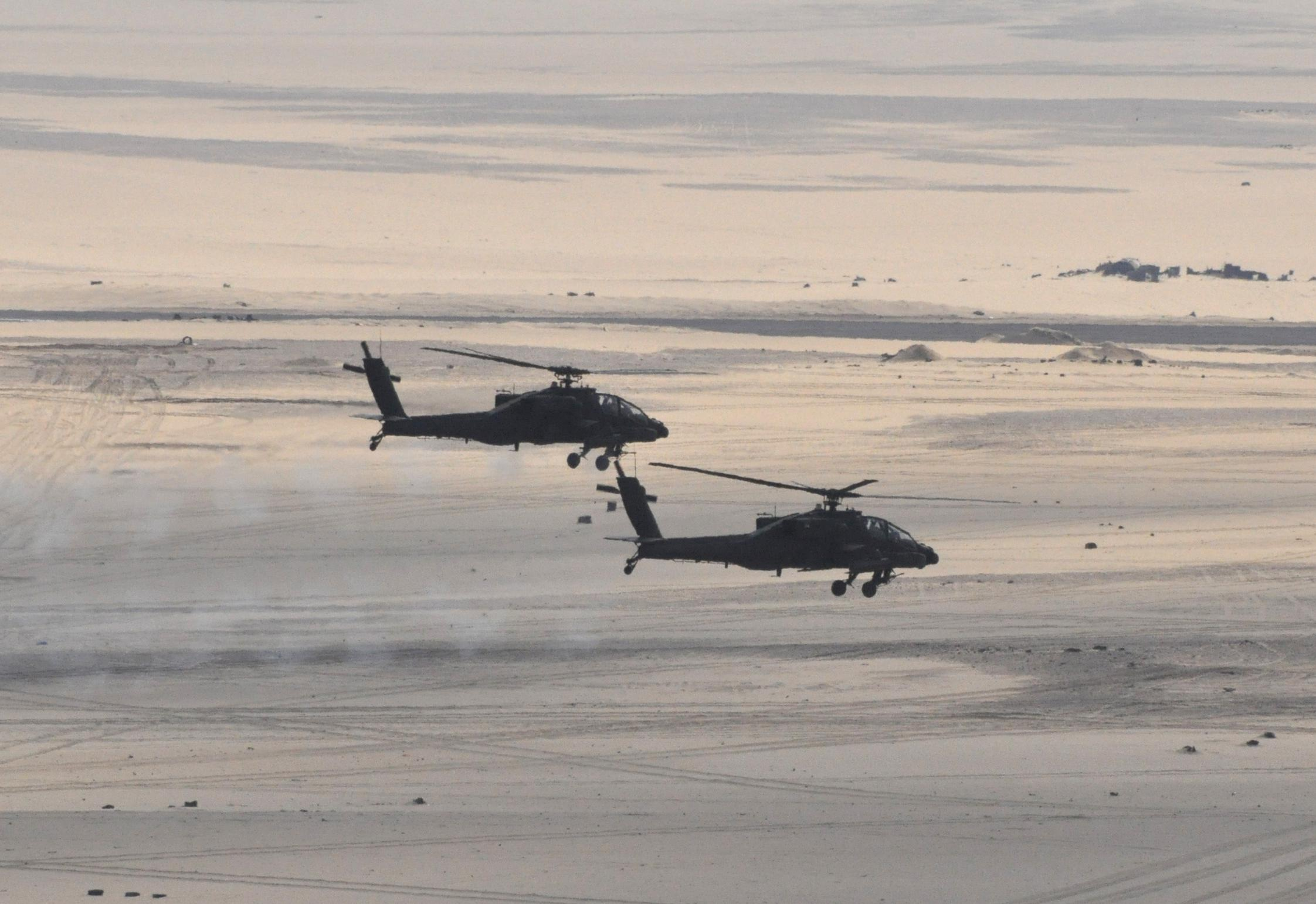 البيان الثاني للقوات المسلحة بشأن عملية سيناء 2018 والاسلحة التي ظهرت في العملية 4
