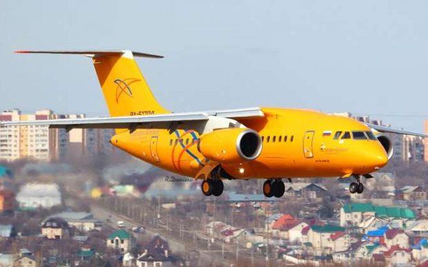 تحطم طائرة روسية على متنها 71 شخصا في مقاطعة موسكو