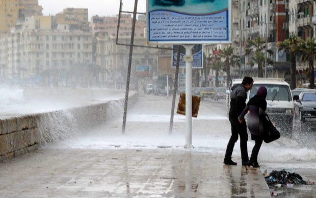 الأرصاد الجوية تؤكد أمطار غزيرة ورعدية تضرب المحافظات التالية الأسبوع المقبل