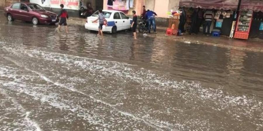 الأرصاد الجوية تؤكد سقوط أمطار على المناطق التالية غدا الثلاثاء