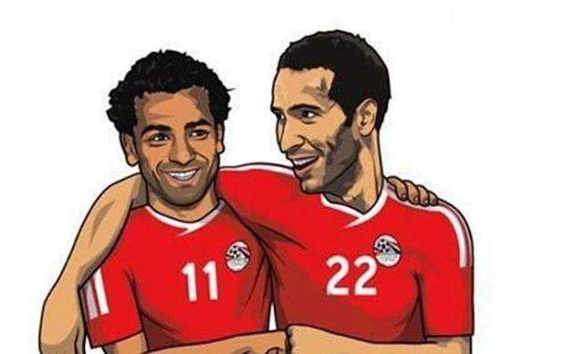 تعليق تاريخي من أبو تريكة عن هدف صلاح الثاني في مباراة توتنهام