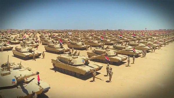 بالفيديو  كل ما تريد معرفته عن العمليات العسكرية الشاملة للقوات المسلحة والشرطة