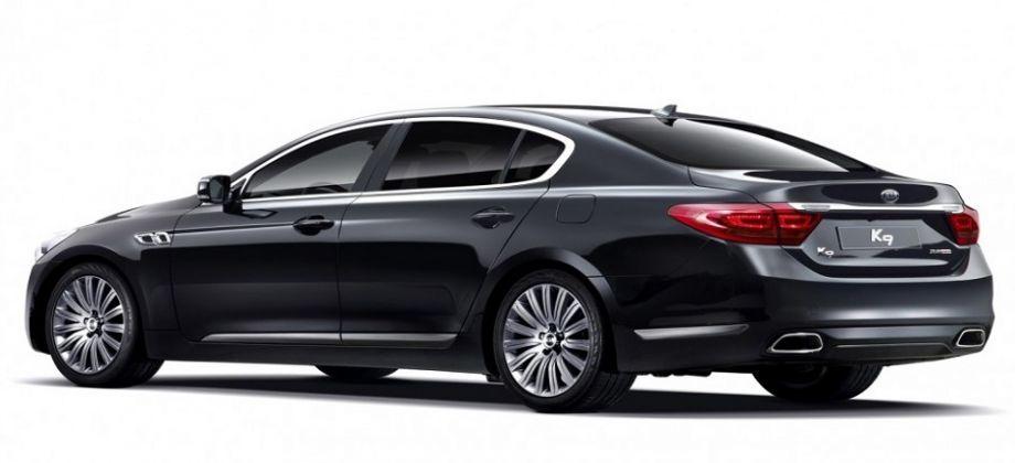 بالصور.. موعد طرح السيارة كيا 9 الجديدة في الأسواق العالمية – K9