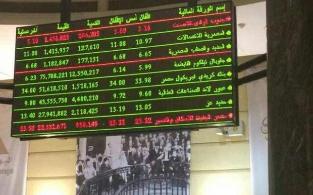 قراءة مفصلة للبورصة المصرية