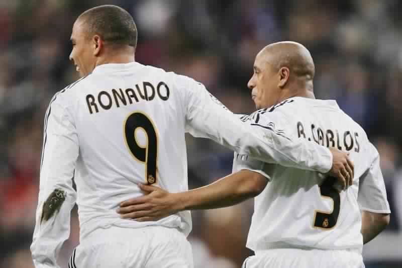 أسطورة ريال مدريد ومنتخب البرازيل يؤكد أستعداده للتدريب في مصر