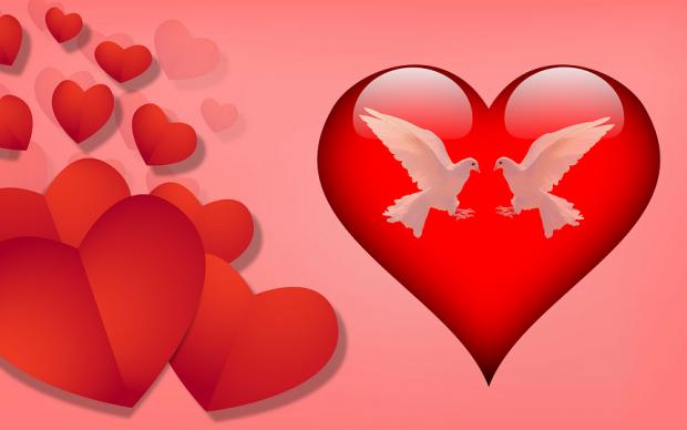 أجدد بطاقات عيد الحب 2018 مع مسجات قصيرة للأحبة