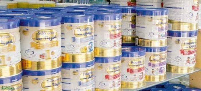توريد 4632 عبوة لبن لأطفال شمال سيناء وتوزيعها على صيدليات المحافظة