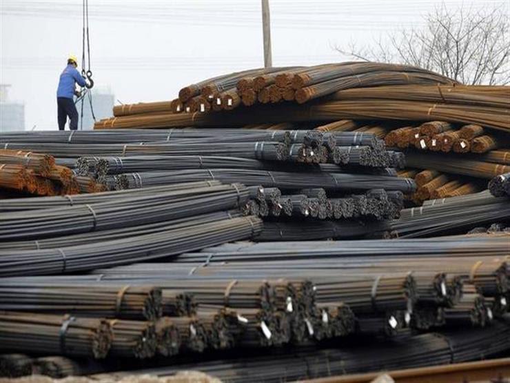 ارتفاع أسعار الحديد بالأسواق  المحلية للمرة الثانية في أقل من أسبوع ليصل إلى 13 ألف جنيه